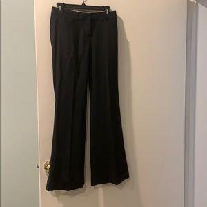 Theory cuffed dress pants